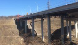 Мост через реку Киёвка (правый) на км 36+031 автомобильной дороги Р-132 Калуга - Тула - Михайлов - Рязань, обход г.Калуга от автомобильной дороги М-3