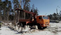 Строительство и реконструкция а/д М-7. Строительство транспортной развязки км 27 а/д М-7 10.